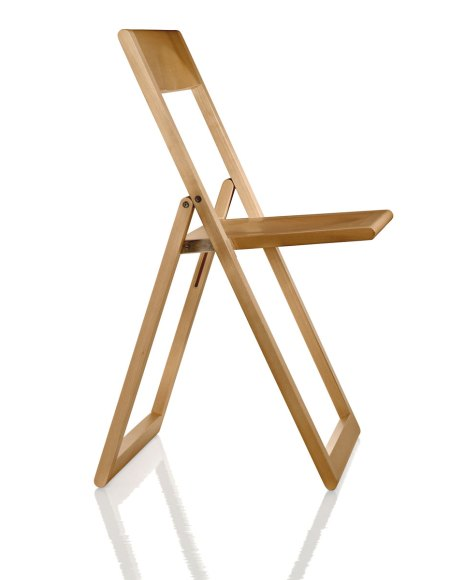 Aviva Folding Chair Magis Owo Design