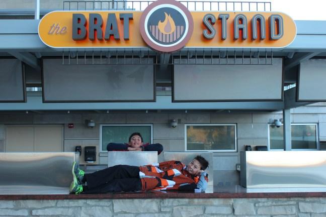 Gotta love those brats.