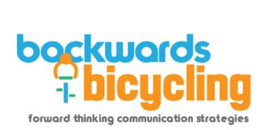 Backwards Bicycling