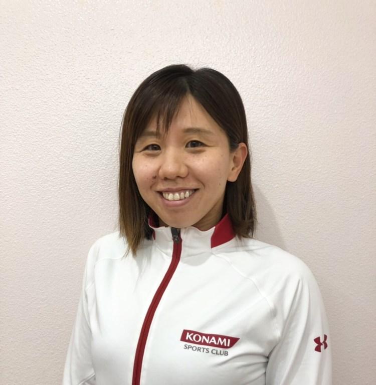 貴田裕美選手