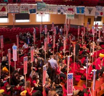 'Right party, right time'  OWU gets into the Republican spirit