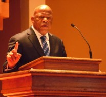 Civil rights leader receives honorary degree