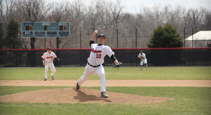 Baseball looks to improve NCAC record