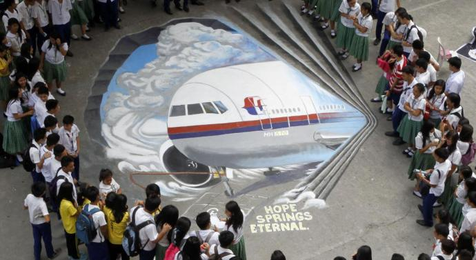 Global Grab: Still-missing MH 370, unrest in Ukraine, Egypt executions
