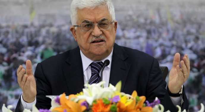 Global Grab: Abbas Un-Denies Holocaust, Progress in Syria and Two New Saints