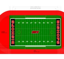 Selby's new field to improve quality of athletics