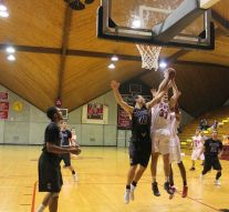 Men's basketball looking to reach new heights