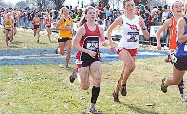 Young Bishops run for cross country championship