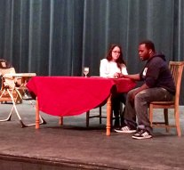 Students prepare for annual one act plays