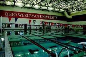 Bishop's swimming and diving kicks off season at Kenyon Relays