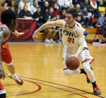 Mixed results for OWU's basketball teams
