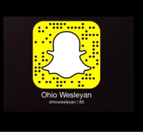 Students take over OWU's snapchat