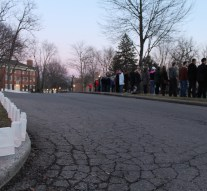 Vigils held in remembrance of Luke Gabbert