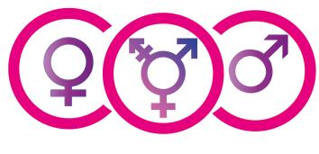Gender neutral symbol courtesy of allpix.club
