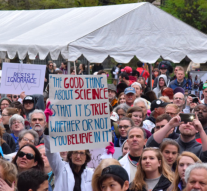 Thousands of Ohioans march for science in Columbus