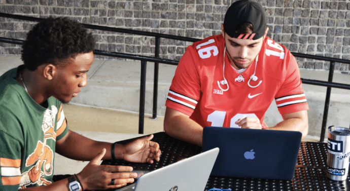 OWU students launch Xnox Fitness