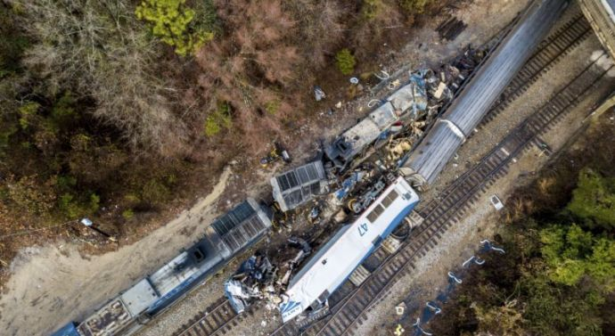 Train crashes continue to increase at rapid pace