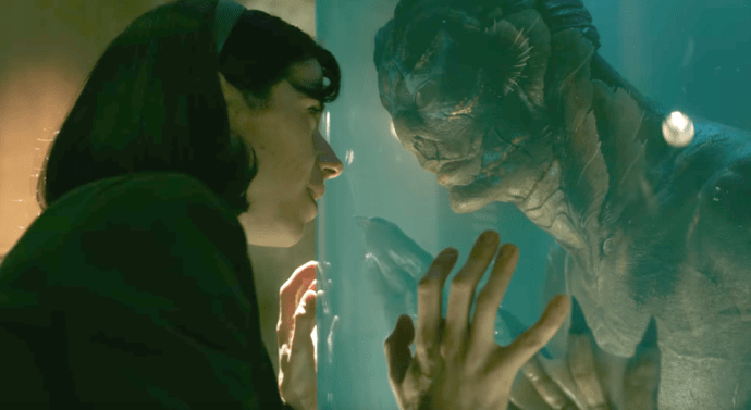 President Trump and his contributions to the winning of The Shape of Water