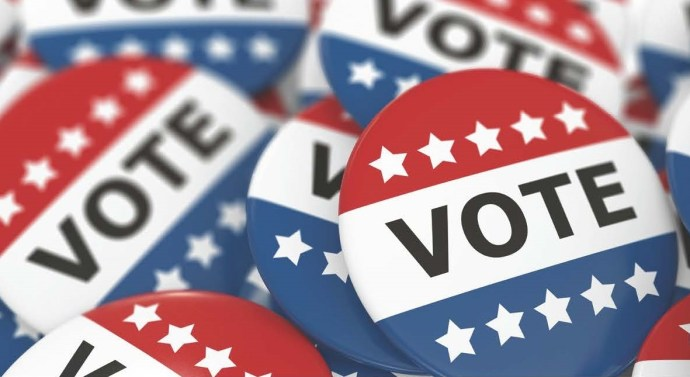 OWU's department of politics and government encouraging voter participation among students