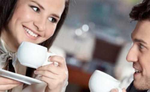 познакомиться с парнем в кафе, девушке, знакомства