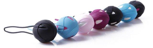 Разновидности вагинальных шариков