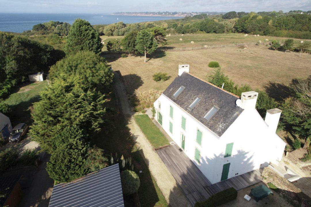 Belle demeure dans un parc arboré proche du littoral Moëlan-sur-mer