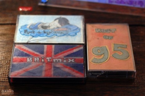 """Rock-a-Bye"", ""BritMix"", and ""Best of 95"""