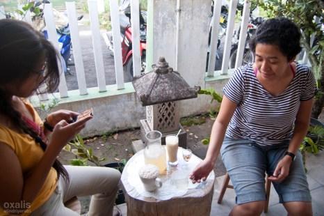 Supper Snapshots at LIR Space, Yogyakarta