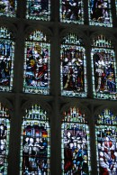 Cathedral staiend glass 2