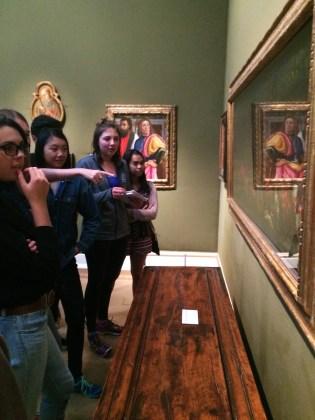 Art History at the Ashmolean
