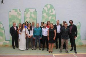 The LADEBA 2016 teaching team