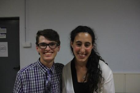 The Spanish Language: Group B professor and class winner
