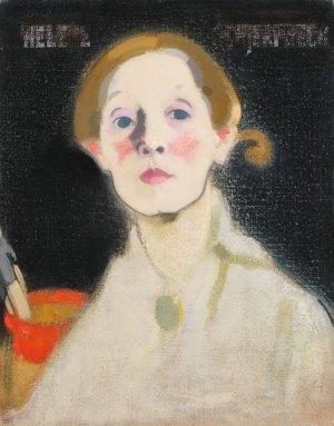 Helene Schjerfbeck, July 10, 1862