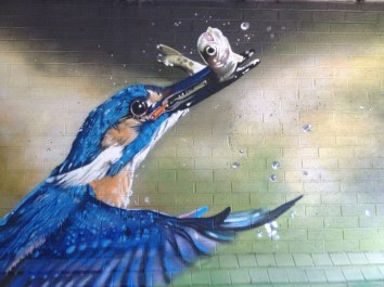 Oxford Canal Mural Painting Days (133)