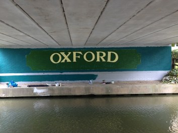 Oxford Canal Mural Painting Days (82)