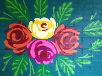Oxford Canal Mural Painting Days (99)