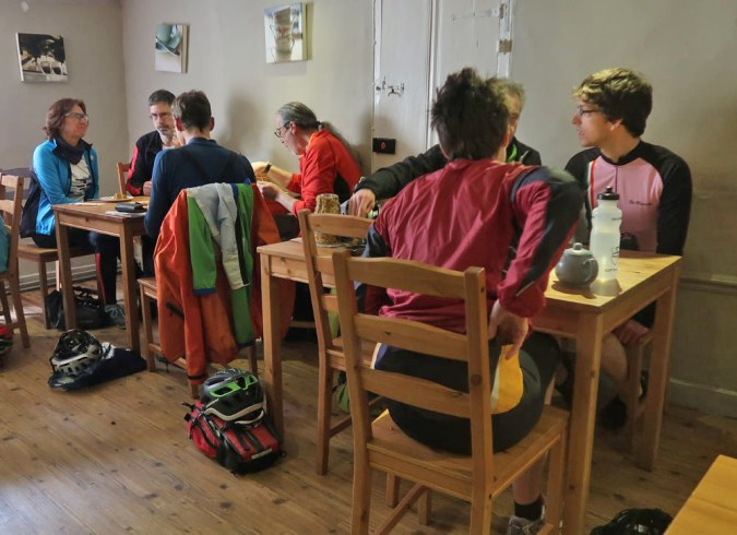 Coffee, cakes and chat