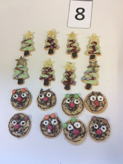 Kekse by pupils at 'Phil and Jim's' primary school