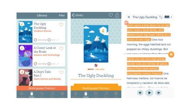 Beelingu - 8 dos melhores aplicativos para aprender inglês |  Oxford House Barcelona