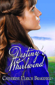 Destiny's whirlwind cover