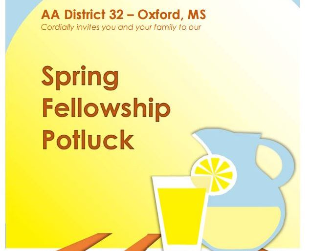 Permalink to: Spring Fellowship Potluck