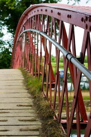 Red Bridge, Port Meadow