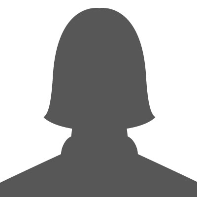 A silhouette of an anonymous person