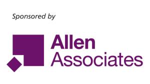 Sponsored by Allen Associates (logo)