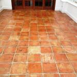 Tackling Stained Terracotta Tiles In A Conservatory Stone Cleaning And Polishing Tips For Terracotta Floors