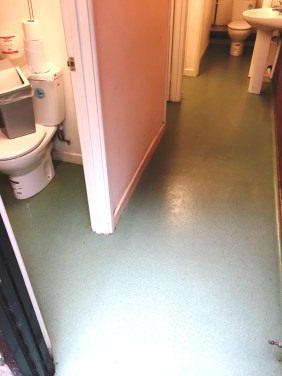 Altro Safety Floor After Cleaning Turville