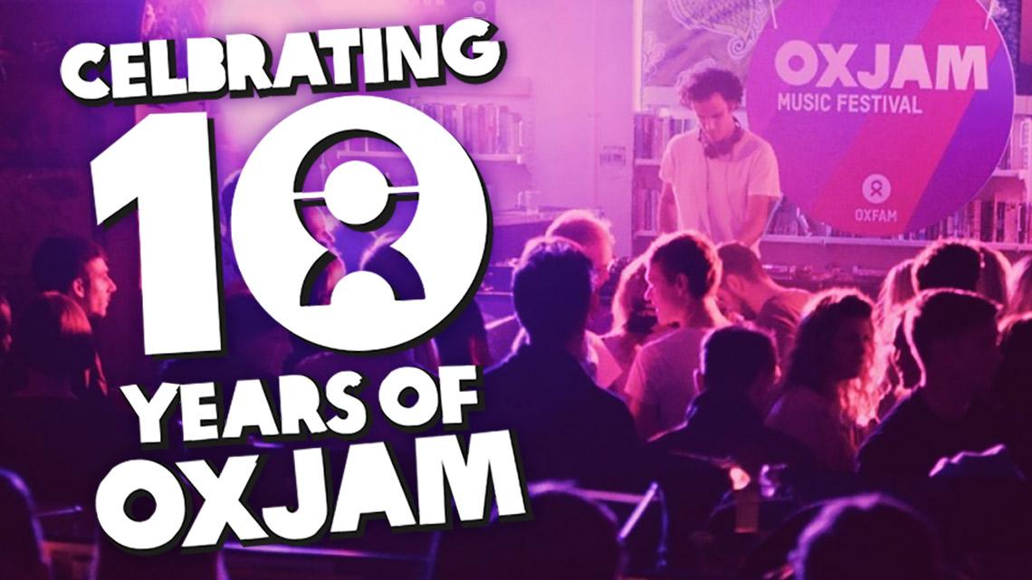 10 YEARS OF OXJAM