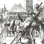 Jan Luyken - Hexenverbrennung