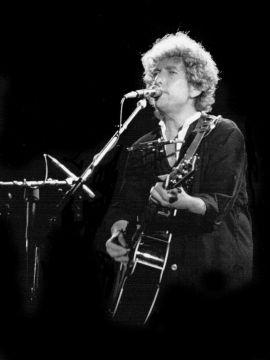 Bob Dylan 1984
