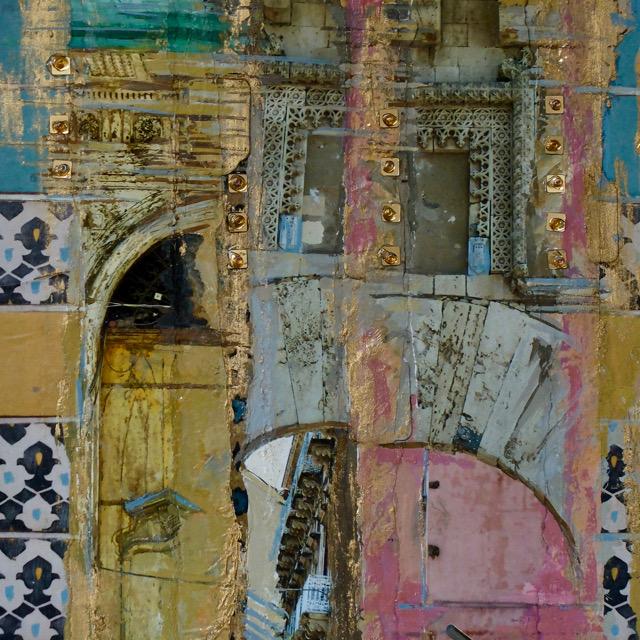 Sicily - Syracuse archway